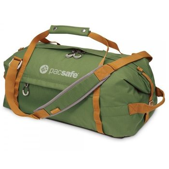 Pacsafe Duffelsafe AT45, Olive/Khaki