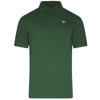 Barbour Sports Polo, Racing Green, L