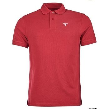 Barbour Sports Polo, Biking Red, XL