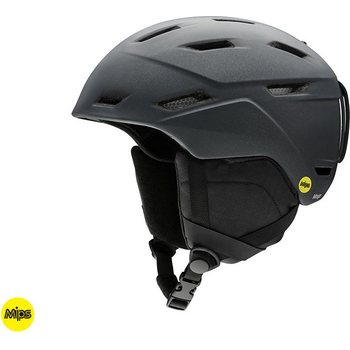 Smith Mirage MIPS Ski Helmet, Matte Black Pearl, S (51-55 cm)