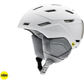 Smith Mirage MIPS Ski Helmet, Matte White, S (51-55 cm)