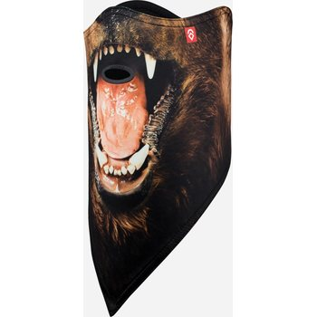 Airhole Facemask Standard 10K Softshell, Bear, S/M