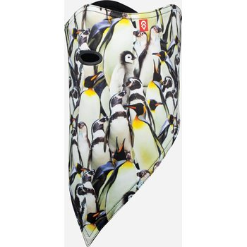 Airhole Facemask Standard 10K Softshell, Penguins, M/L