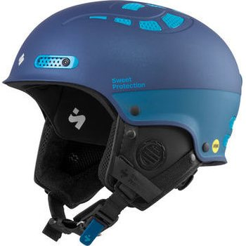 Sweet Protection Igniter II MIPS Helmet Women, Satin Midnight Blue Metallic, M/L (56-59 cm)