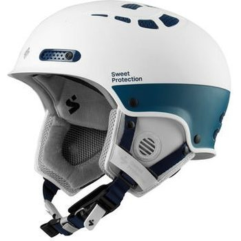 Sweet Protection Igniter II MIPS Helmet Women, Satin White/Dark Frost, S/M (53-56 cm)