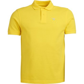 Barbour Sports Polo, Sunset Orange, L