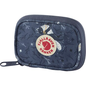 Fjällräven Kånken Art Card Wallet, Blue Fable (975)