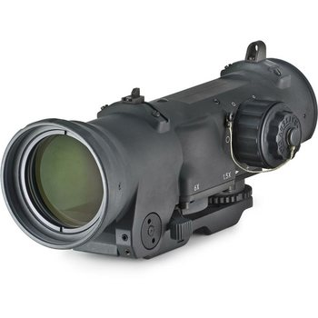 Elcan SpecterDR Dual Role 1.5x / 6x Optical Sight (includes Anti-Reflection device)