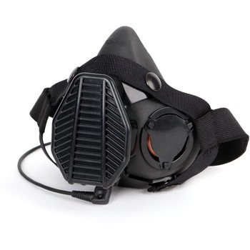 Ops-Core SPECIAL OPERATIONS TACTICAL RESPIRATOR (SOTR), With mic