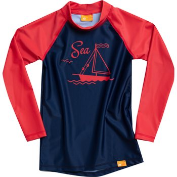 IQ UV Shirt Sea Kids longsleeve