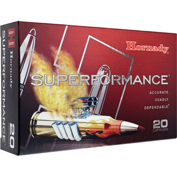 Hornady 300 Win Mag SST Superformance 180gr 20 kpl