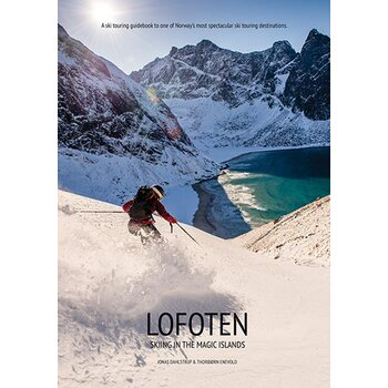 Lofoten - Skiing in the Magic Islands, 2nd edition