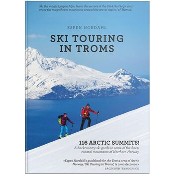 Ski Touring in Troms, 2nd Edition