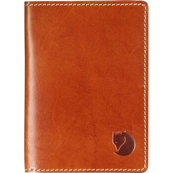Fjällräven Leather Passport Cover