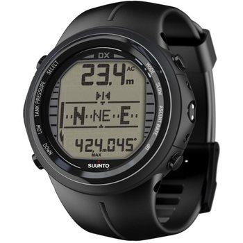 Suunto DX Black Elastomeeri + USB