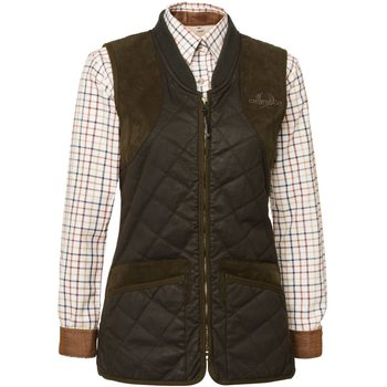 Chevalier Vintage Quilt Waistcoat Lady