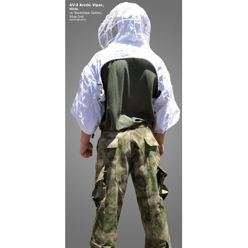 Tactical Concealment ARCTIC Viper, with backdrape option