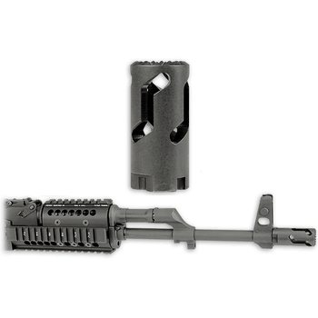 Midwest Industries AK Flash Hider / Impact Device
