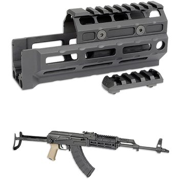 Midwest Industries AKG2 Universal M-Lok Model - Rail Top