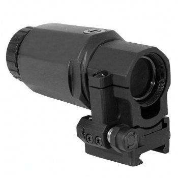 Aimpoint 3X-C with FlipMount 39 mm and TwistMount base