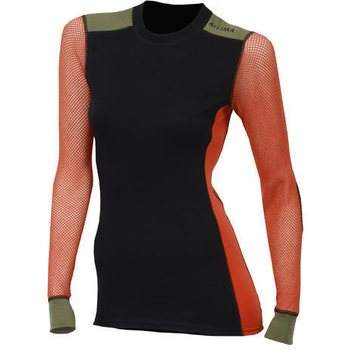 Aclima Woolnet Hiking Crewneck Womens