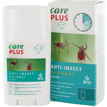 Care Plus Anti-Insect Natural Stick, 50 ml