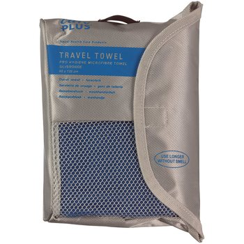 Care Plus Travel Towel - Large, 75x150cm