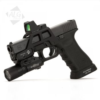 ALG 6-Second Mount - Trijicon RMR