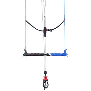 Ozone Bar Contact Snow V4 55cm with 22m Lines