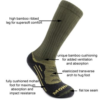 Alles Mooi Tracker Men's Socks
