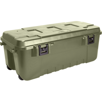 Plano Tactical Sportsman OD Green Trunk w/ Wheels (191902)