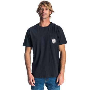 Rip Curl Original Wetty Short Sleeve Pocket - Tee