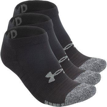 Under Armour Tactical HEATGEAR LOW SOCKS 3 PACK
