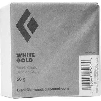 Black Diamond Uncut White Gold Chalk Block, 56g