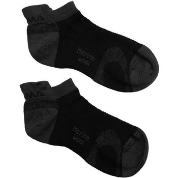 Aclima Ankle Socks 2pk Black