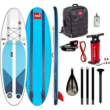 "Red Paddle Co Compact 9'6"" Package"