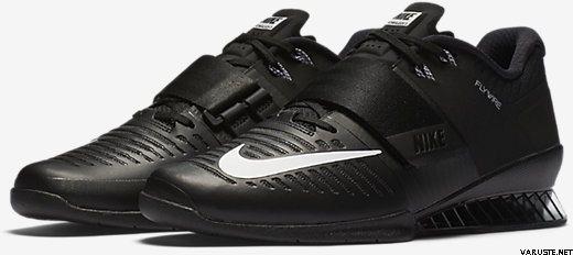 best loved f420a 71139 Nike Romaleos 3  Weightlifting Shoes  Metsästyskeskus Englis