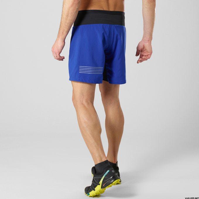 guter Service neueste art am besten geliebt Salomon Trail Runner Twinskin Short M