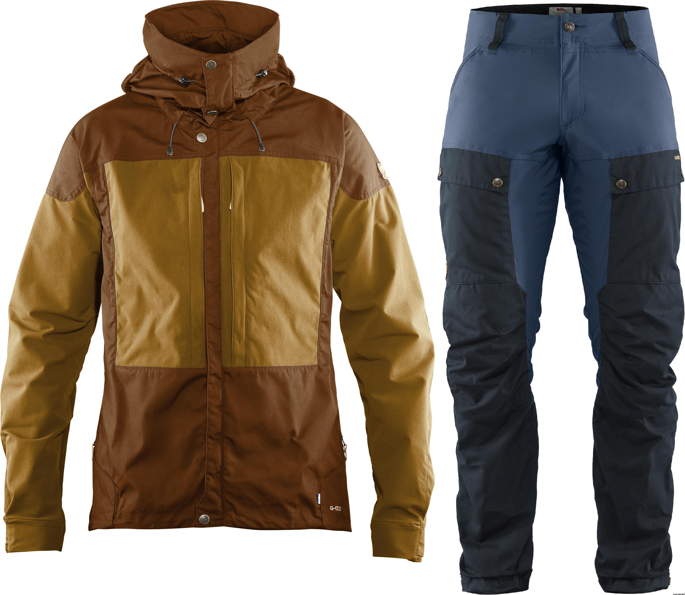 Offizielle Website neueste trends von 2019 Vielzahl von Designs und Farben Fjällräven Keb Jacket Men & Keb Trousers M Regular