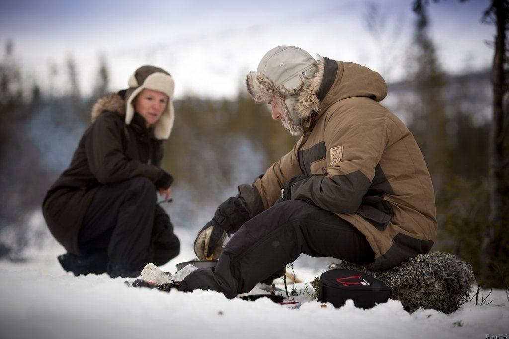 Yhdysvallat ilmainen toimitus kohtuullinen hinta Fjällräven Arktis Parka